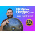 Master the Handpan - Online tutorials