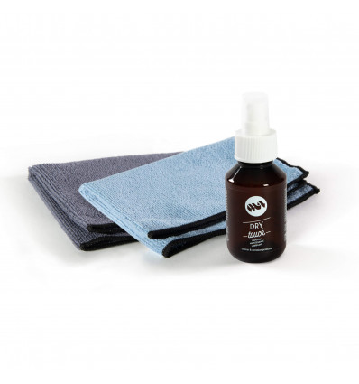 Dry Touch + 2 microfiber cloths