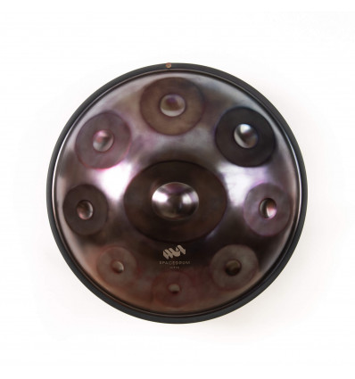 Handpan Spacedrum Nitro 9 notes - CELTIC Dm