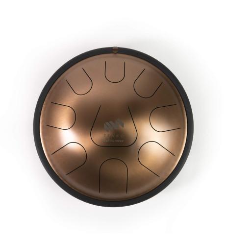 Zenko 9 notes - CELTIC MINOR - support ring, bag & sticks