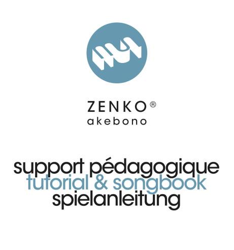 Tutorial & songbook Zenko Akebono