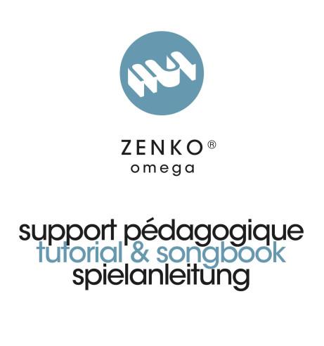 Zenko Omaga Tutorial & Songbook