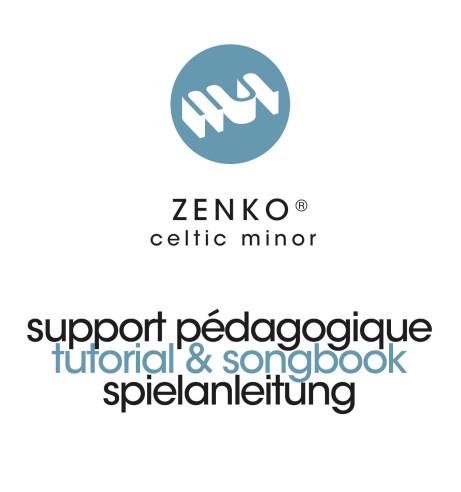 Zenko Celtic Minor Tutorial & Songbook