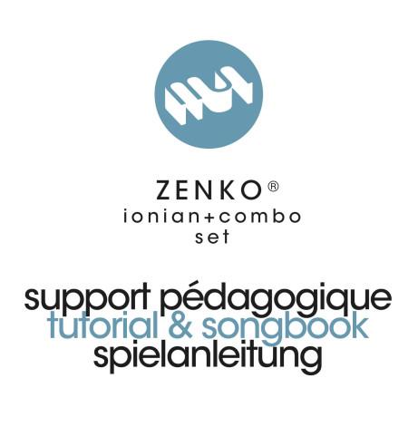 Zenko chromatic set Tutorial & Songbook