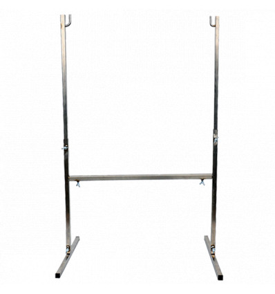 Stand for 58 to 63 cm steeldrum - Stainless