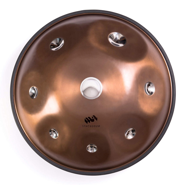 Stainless steel Handpan by Metal Sounds